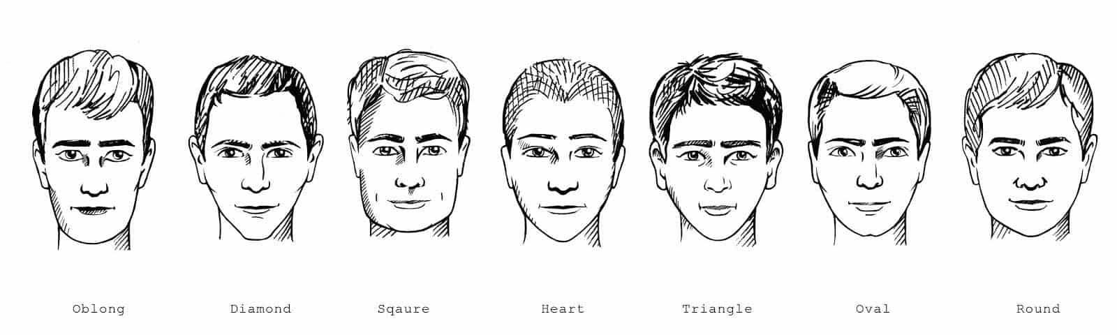 Beard Styles Depending On Your Face Shae