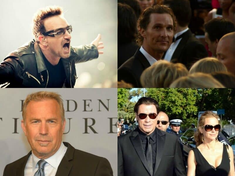 Celebrities Hair Replacement Systems